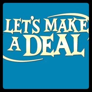 Let's make a deal!